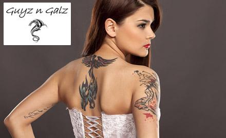 Guyz N Galz Tattooz Studio
