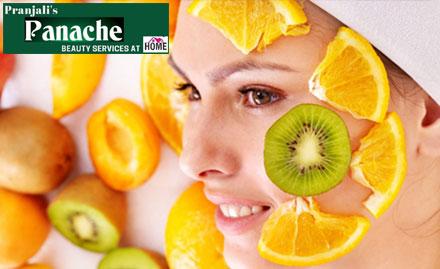 Get upto 75% off on facial, waxing, Keratin Treatment, Hair spa & more!